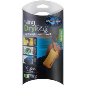 Sea to Summit Lightweight Sling Dry Bag 10l Blue